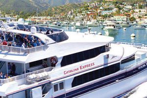 Catalina Express Cross Channel Transportation