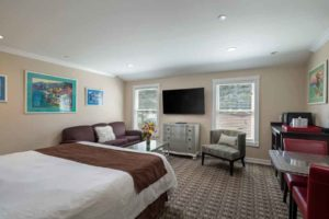 Catalina Island Hotel Glenmore Plaza Jack Kelly Suite