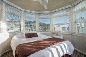 Gable suite at Glenmore plaza Hotel on Catalina Island