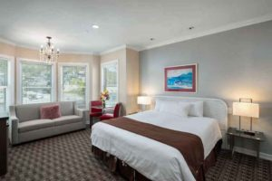 Catalina Island Hotel Glenmore Plaza Premium King Suite