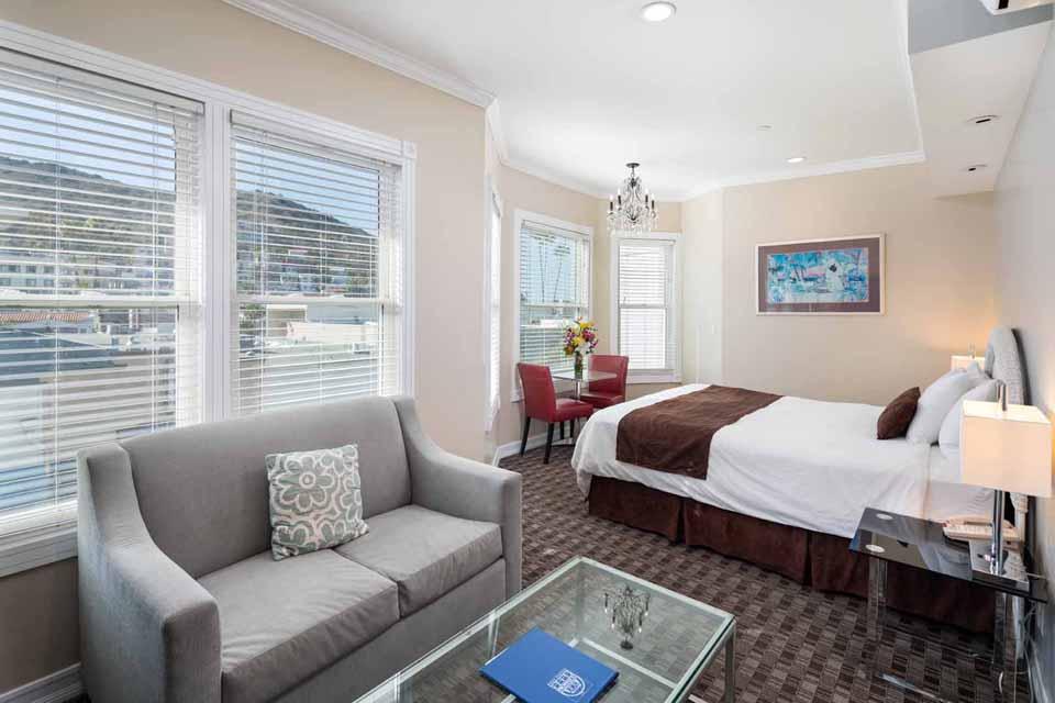 Catalina Island Hotel Glenmore Plaza King Premium