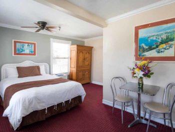 Catalina Island Hotel Glenmore Plaza Queen Premium