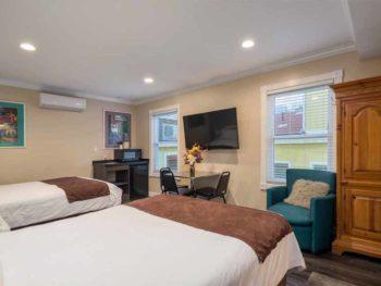 Catalina Island Hotel Glenmore Plaza Queen Queen Premium
