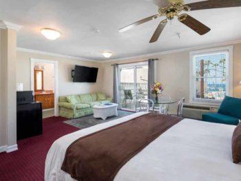Catalina Island Hotel Glenmore Plaza Sundeck Suite